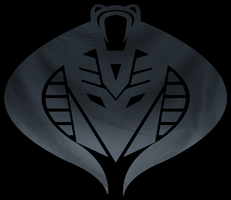 Decepticon Cobra Flag by ZhaneAugustine