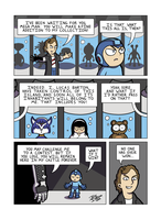 Despondent Mega Man Island of Misfit Games Part 9 by JesseDuRona