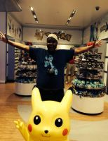 Nintendo World Store Brings Happiness by Goraiou