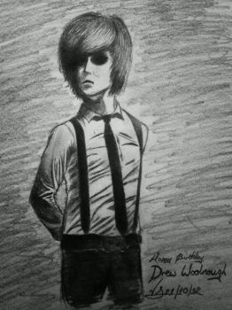 Fearless Vampire Killers: Drew Woolnough by ApocalypticRenegades