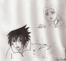 What If Sketches by cherryblossom4112