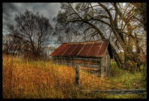 HDR Barn by NOS2002