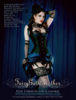 FairyGothMother Burlesque by ladymorgana