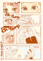 NaruSaku: This Chest pg2 by Kirabook