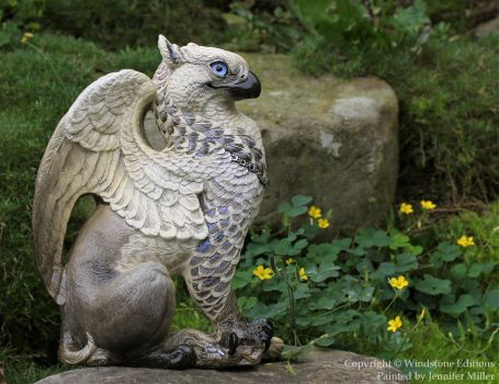 Labradorite Griffin Windstone by Nambroth