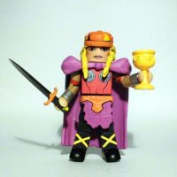 Hildegarde Custom Minimate by luke314pi