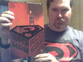 Superman Red Son Comic by walterratley