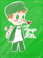 Jonny Boy by J-M-P-16