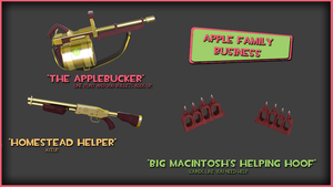 TF2 Big Macintosh Heavy Stuff by Deadman953