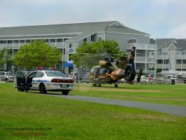 Maryland State Police Aviation by LenseMan