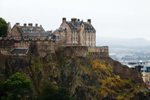 Edinburgh Castle 1 by wildplaces