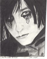 BVB's Jake Pitts by Whatsername365