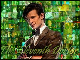 The Eleventh Doctor by Amrinalc