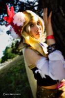 Little Painter Girl from FFVI by cabusi-photography