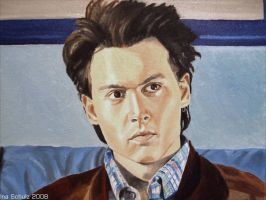 Johnny Depp - Tom Hanson by shaman-art