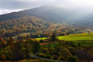 Autumn in Bieszczady 3 by CitizenFresh
