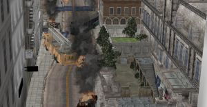 RE RACCOON CITY STREETS PATH TO RPD by Oo-FiL-oO