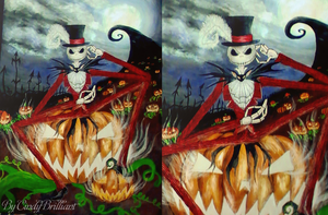 The Pumpkin King by Cindy-Brilliant