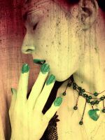let our green hearts t0 bleed by miss-Alienation