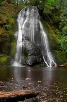 Yakso Falls by 11thDimensionPhoto