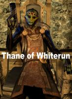 Thane of Whiterun by IZORx10