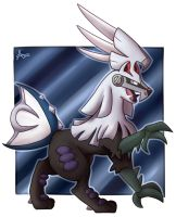 Silvally by apanda54