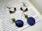 Artcrossing earrings by ilenai