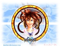 .:Kingdom hearts Sora:. by ientlerj