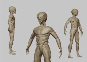 Alien Concept by Demmios