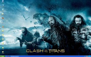 My WP - Clash Of No Titans by Yvyne