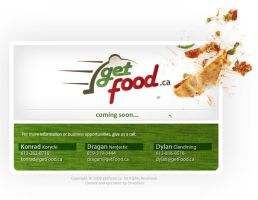 getFood.ca by gagi03