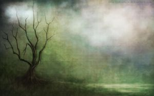 Lonely Tree by YavYxie