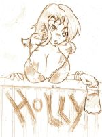Holly Request by HFactory