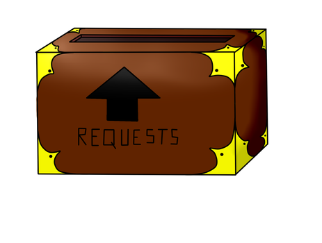 WoF Request Box Open by RaccoonGamer404