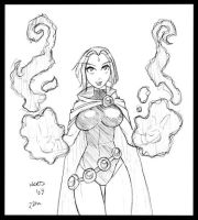 WARMUP.Raven by WickedStar