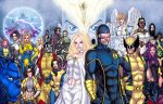 Windriderx23's Xmen colors by TheBob74