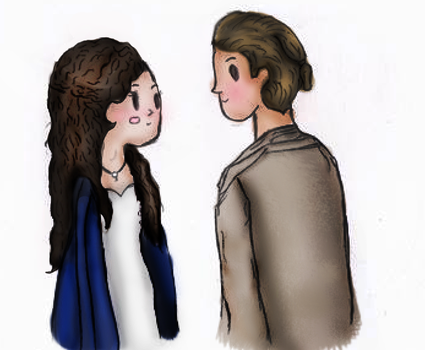 I Think Its Supposed T'be Anidala (Commission) by SophieStinsonRandom