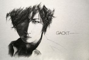 Gift: Gackt by Aniteen9