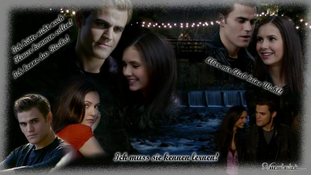 Vampire Diaries and Quotes by Infragirl