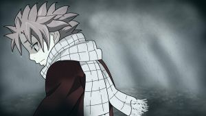 Fairy Tail - Young Natsu wall by sueric