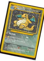 Dragonite - Holofoil Promo by FlamingClaw