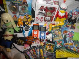 Digimon Collection !Updated! by Alpha-BloodSpill