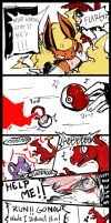 Red Twitch Plays Pokemon by LittleDarkDragon
