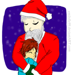 Request: Santa and his son by Emilyfly99