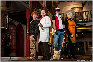 Pokemon: Gotta Catch'em All by CosplayerWithCamera
