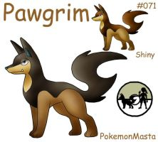 Pawgrim 071 by PokemonMasta