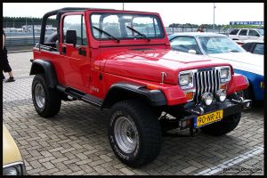 1994 JEEP Wrangler by compaan-art