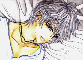 Vampire Knight by me by Aghea