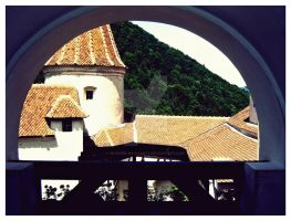 Bran Castle I by whisper-my-name17