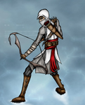 Arjan - Leventine Assassin by crazychips18